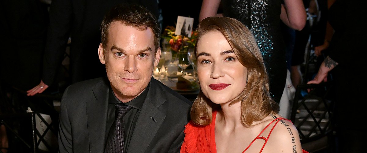 Michael C. Hall and Morgan Macgregor attend the 2018 Farm Sanctuary on the Hudson gala at Pier 60 on October 4, 2018 | Photo: Getty Images