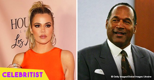 Khloé Kardashian reveals DNA test result after long-held speculation that her father is OJ Simpson