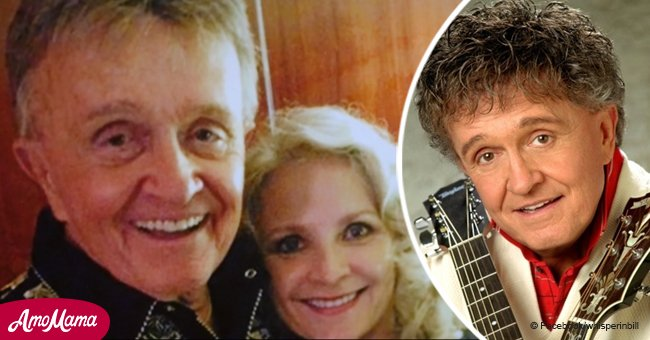 Bill Anderson devastated after losing the woman who was his 'everything'