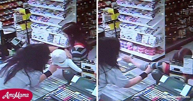 Histoire émouvante d'une employée de magasin qui a sauvé un bébé en l'arrachant des bras de sa mère