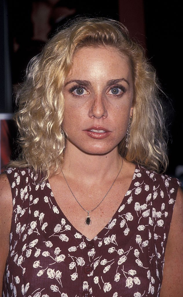 Dana Plato at the Video Software Dealers Association Convention on July 24, 1994 in Las Vegas   Photo: Getty Images
