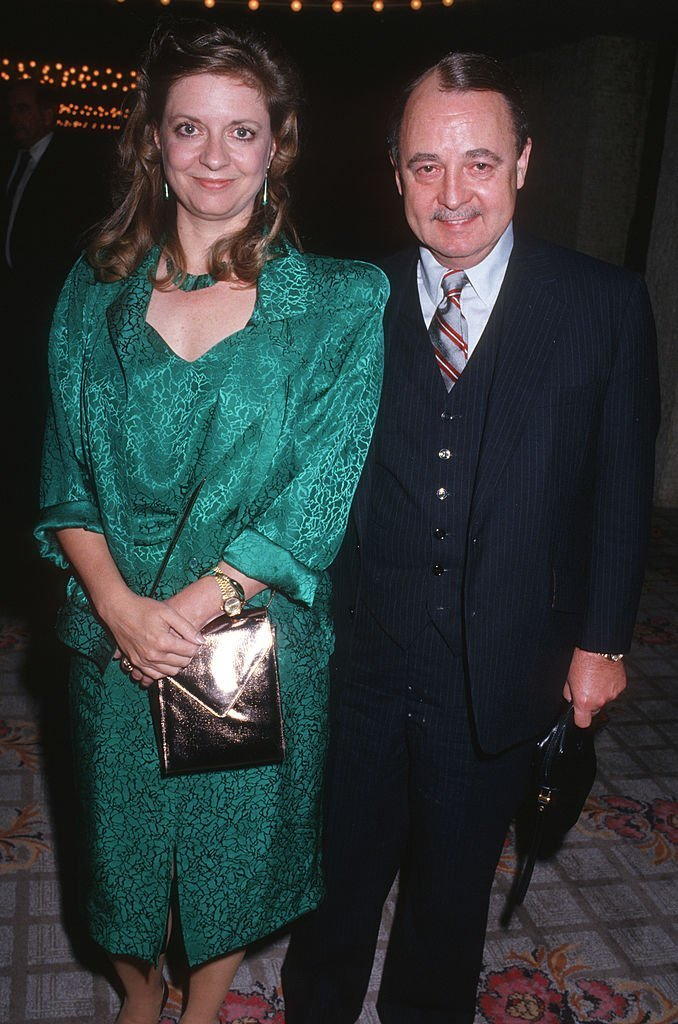 John Hillerman attend CBS Affiliates Party - May 20, 1987 | Getty Images / Global Images Ukraine