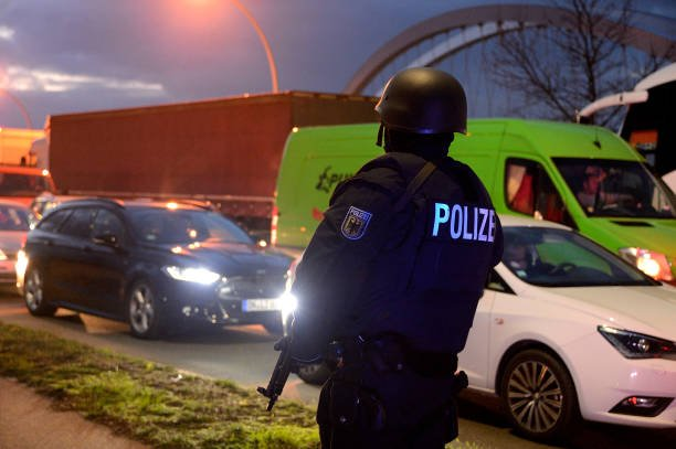 Police Allemande | Photo : Getty Images