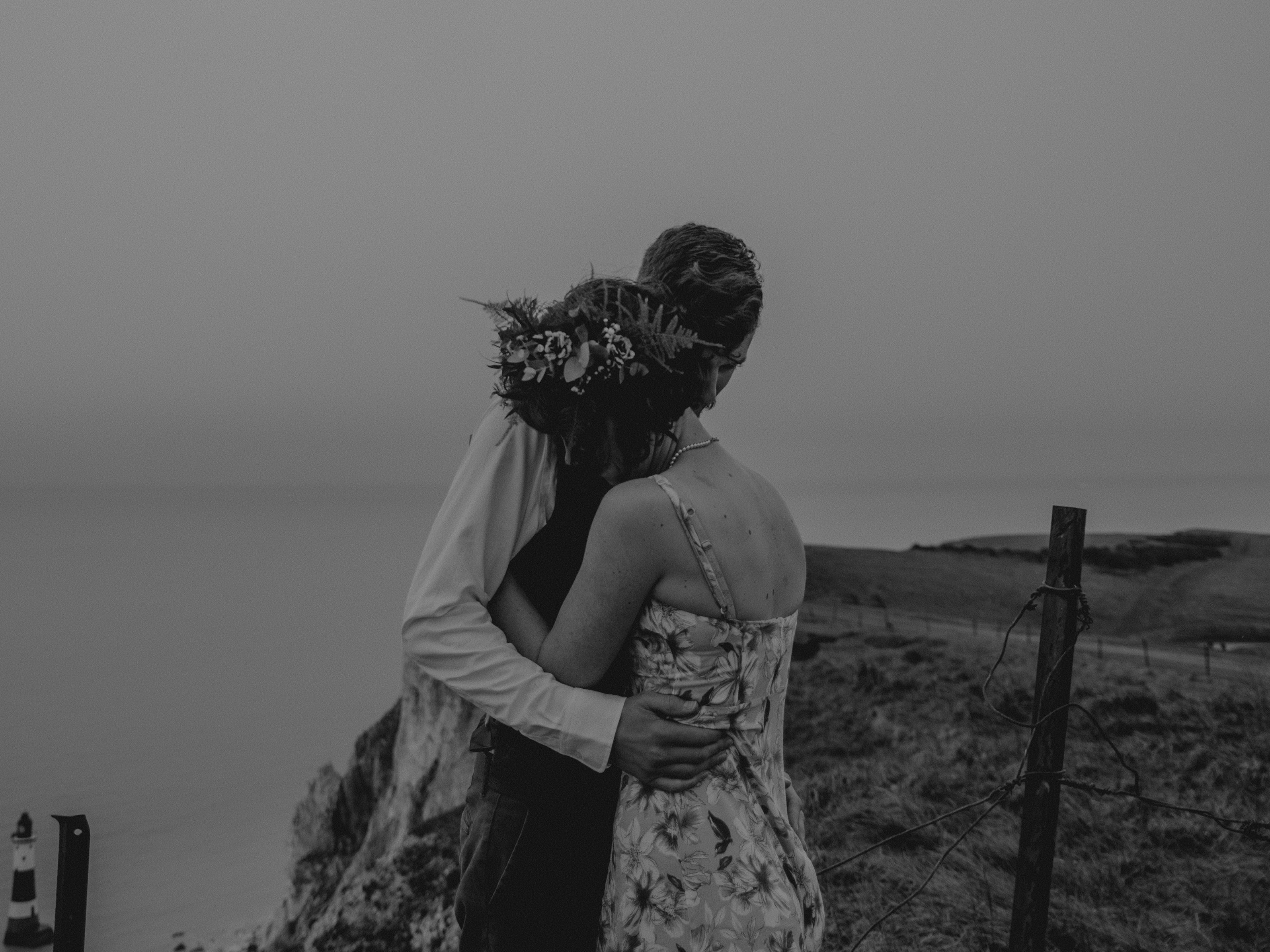 Man and woman embracing each other. | Source: Pexels/ Flora Westbrook