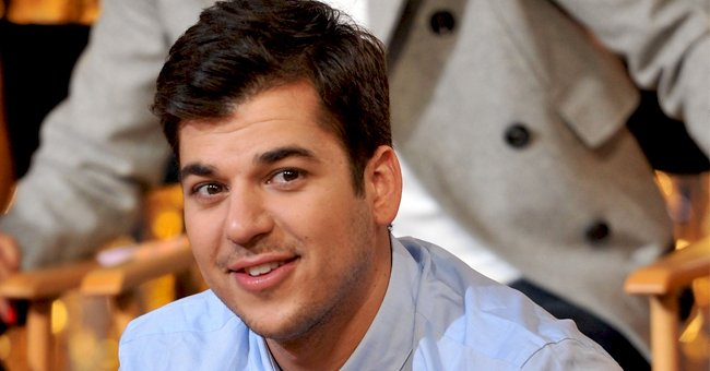 Slimmed down Rob Kardashian's Daughter Dream Shows off Her Long Eyelashes and Precious Smile