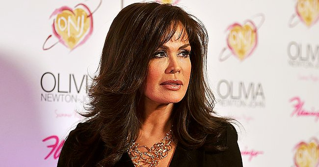 Marie Osmond Shares Photos of Her 2 Granddaughter Maude & Mabel — See How Cute They Look