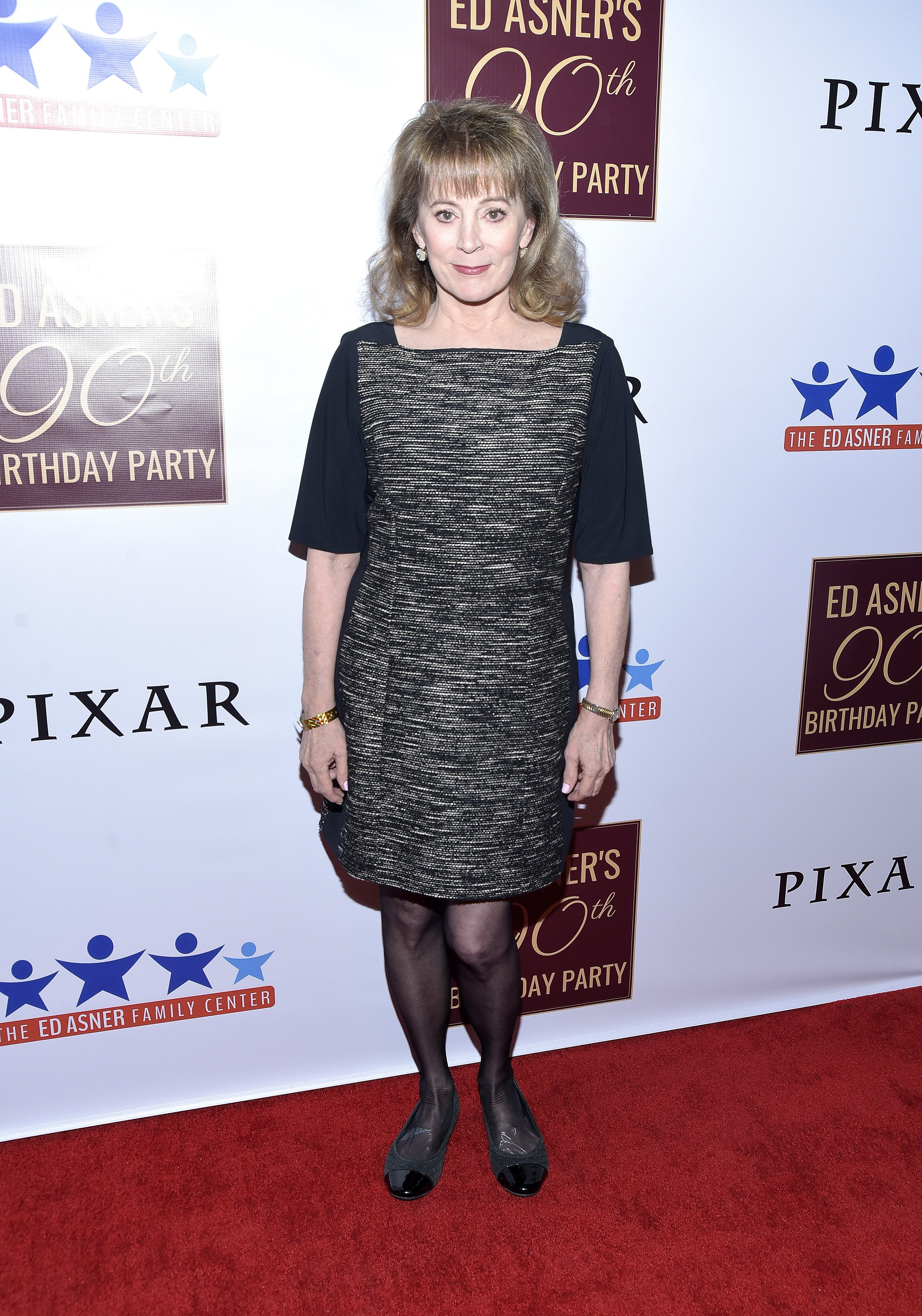 Patricia Richardson at Ed Asner's 90th birthday party and celebrity roast at The Roosevelt Hotel in 2019 | Photo: Getty Images