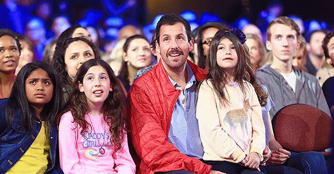 Les filles d'Adam Sandler interprètent une reprise de 'Lover' de Taylor Swift sur scène