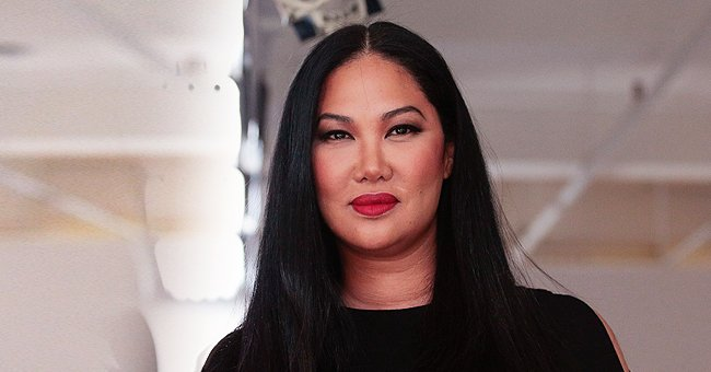 Kimora Lee Simmons' Daughter Aoki Poses in Bikini with Tall Brothers and Fans Are in Awe