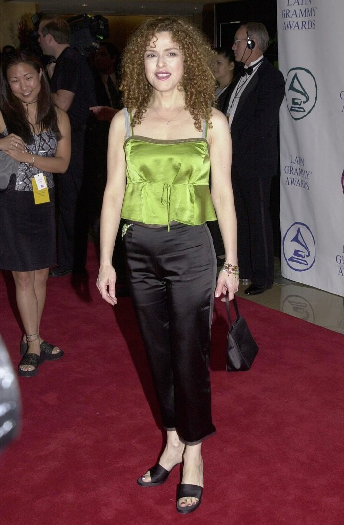 Bernadette Peters at the Beverly Hilton Hotel September 11, 2000 in Beverly Hills, CA | Source: Getty Images