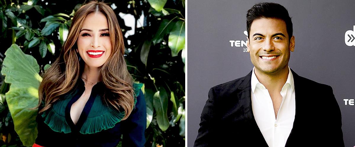 Carlos Rivera desmiente los rumores de boda con Cynthia Rodríguez