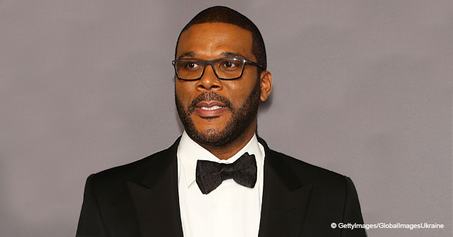 Tyler Perry Would Rather 'Swallow Spit and Die of Dehydration' Than Buy This $9 Water