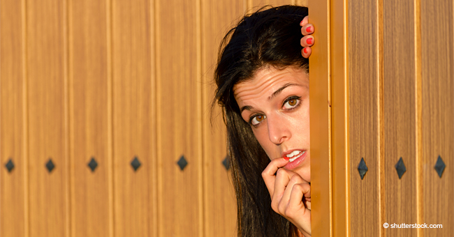 Joke: Mother-in-Law Asks Daughter-in-Law Why She Is Standing Naked at the Door