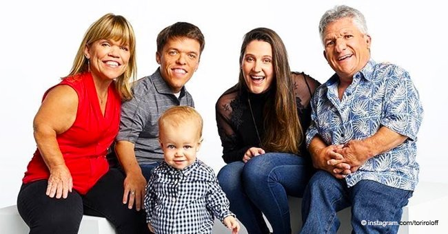Tori Roloff Posts Adorable Family Pic as She Can't Wait to Share 'Highs and Lows' This Season