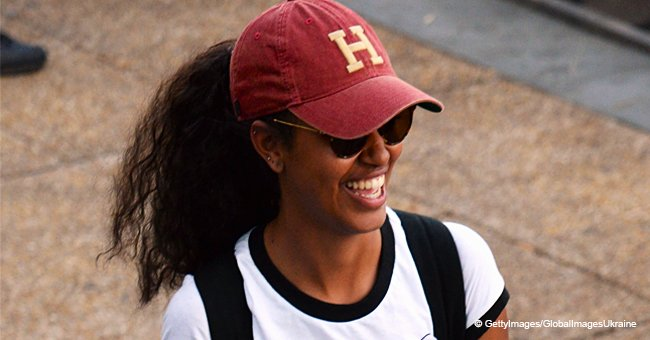 People are furious after Malia Obama became headliner as her photos with wine got into media