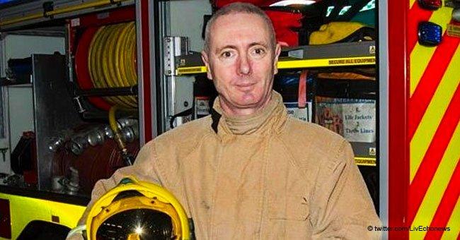 """""""Ekelhaft"""": Feuerwehrmann stirbt, nachdem das Krankenhaus ihn nach einem Herzinfarkt abwies"""