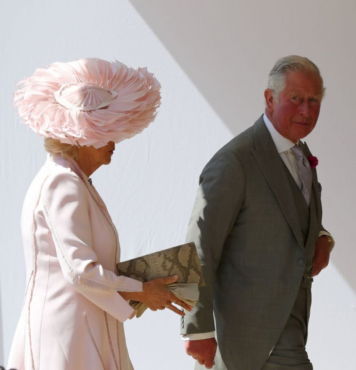 Camilla Parker-Bowles et le Prince de galles. | Photo : Getty Images