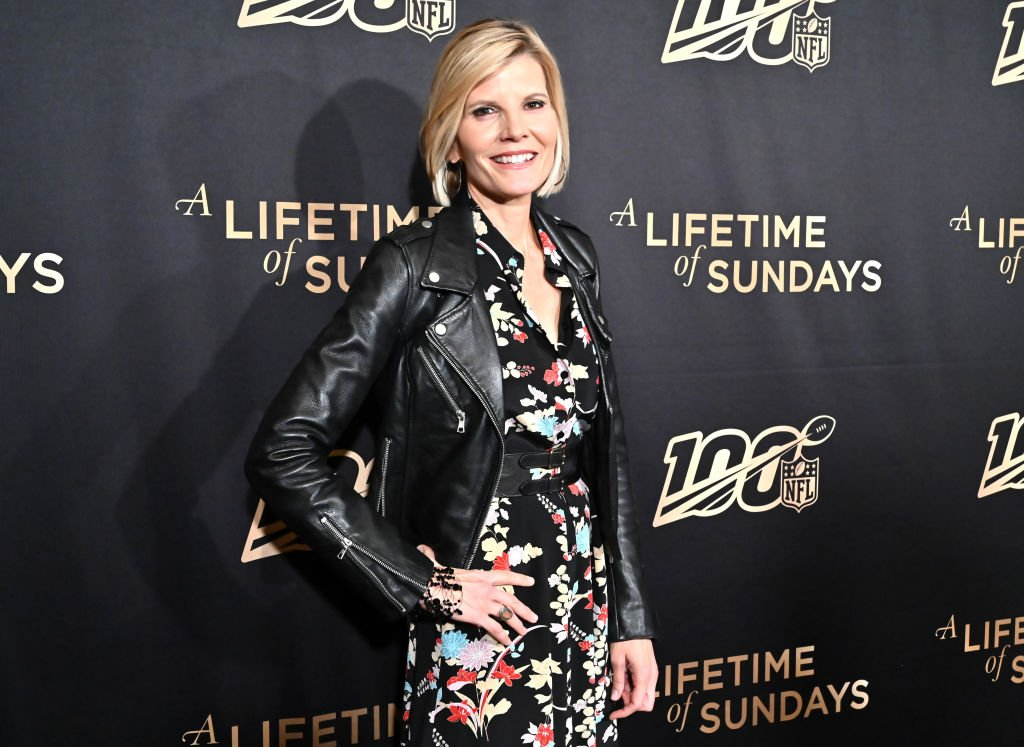 """Kate Snow attends """"A Lifetime Of Sundays"""" New York Screening at The Paley Center for Media on September 18, 2019 in New York City. 