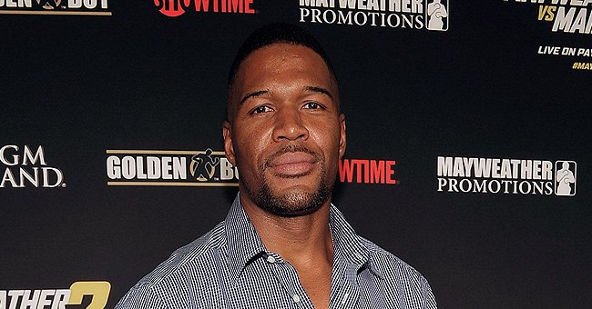 Michael Strahan Posts Photo with His Mom Weeks after Dad's Death & Vows to Take Care of Her