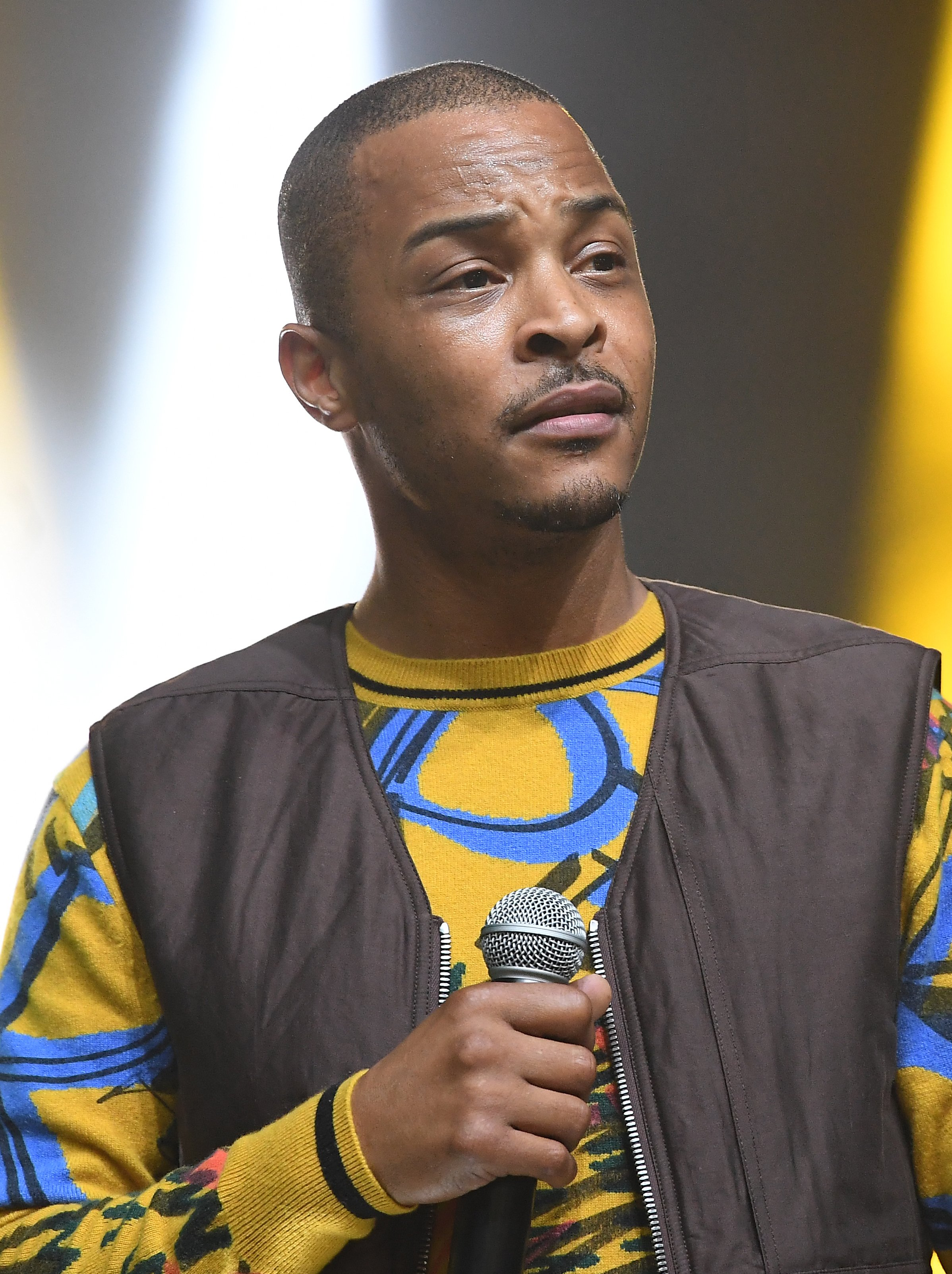 T.I. during a performance in Atlanta in July 2018. | Photo: Getty Images