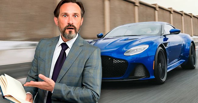 Daily Joke: A Lawyer Bought an Expensive Brand New Car