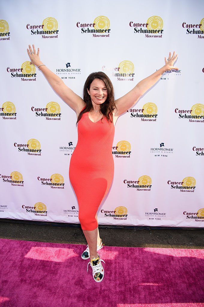 Fran Drescher at the Fran Drescher's 2016 Cabaret Cruise at Pier 40 on June 20, 2016 in New York City | Source: Getty Images