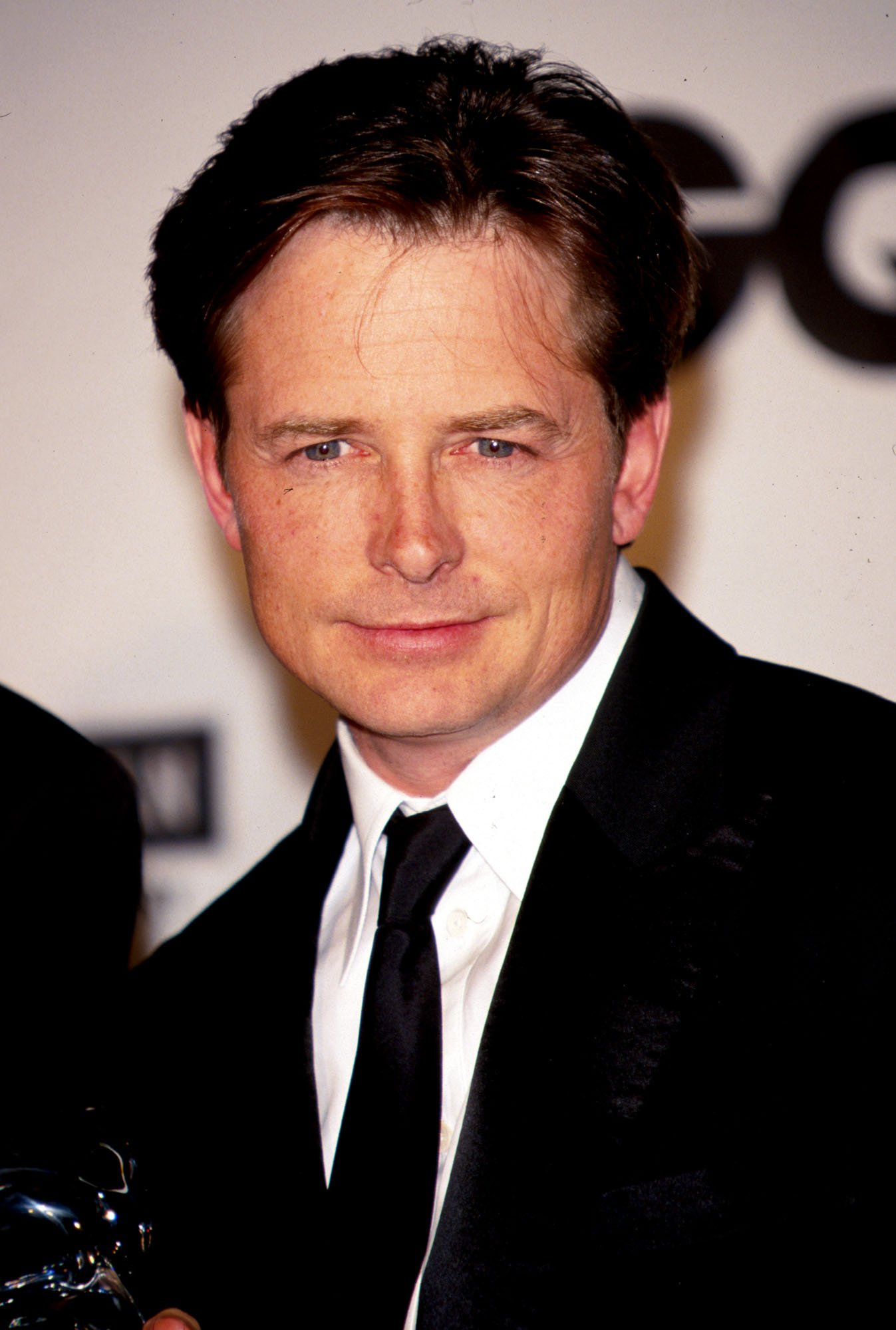 """Michael J. Fox at the GQ Magazine's 4th Annual """"Men of the Year"""" Awards, October 21, 1999, NYC, New York. 