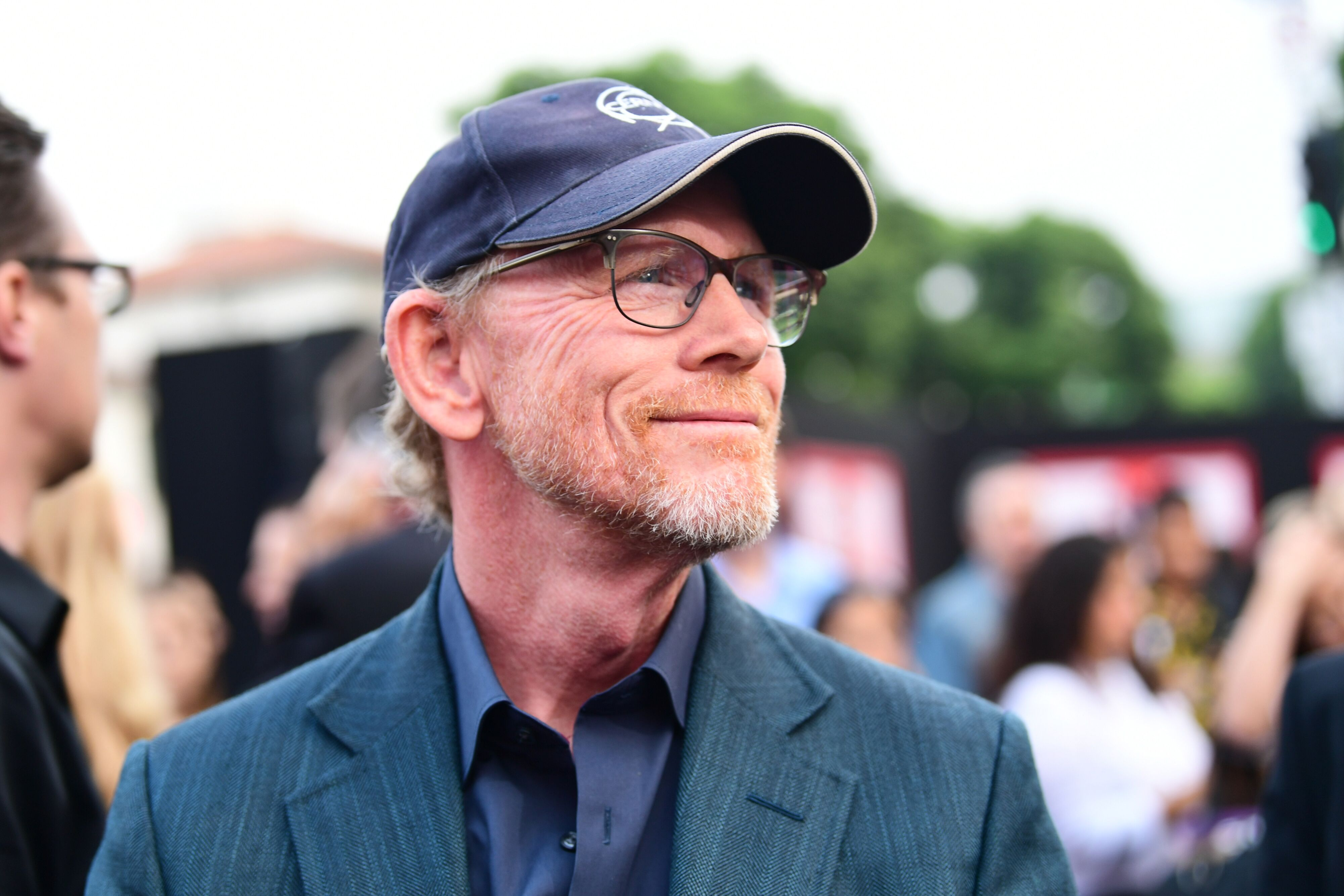 """Ron Howard at the premiere of """"The Spy Who Dumped Me."""" 