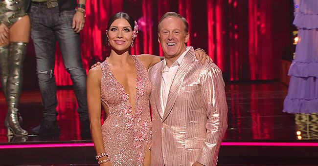 Carrie Ann Inaba Slammed by Fans after Message to Sean Spicer Following His DWTS Elimination