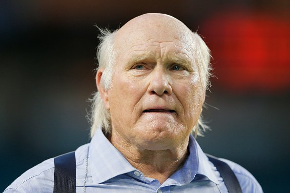 Terry Bradshaw at Hard Rock Stadium on August 22, 2019 in Miami, Florida. | Photo: Getty Images