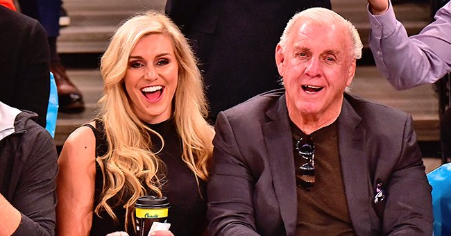 Meet Ric Flair and Charlotte Flair — One of WWE's Real-Life Families