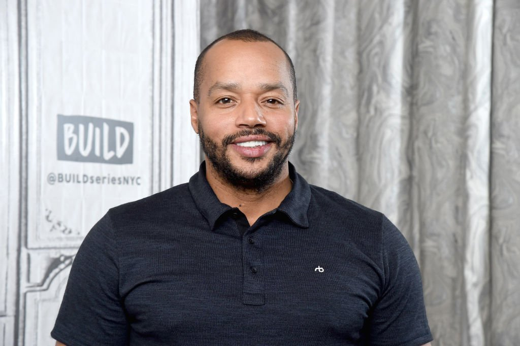 """Actor Donald Faison visits the Build Series to discuss the ABC series """"Emergence"""" at Build Studio 
