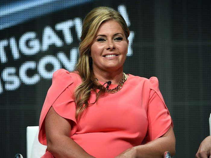 Nicole Eggert l Picture: Getty Images