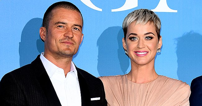 What Orlando Bloom Thinks of His Pregnant Fiancé Katy Perry Who Is Now on Her Third Trimester (Video)