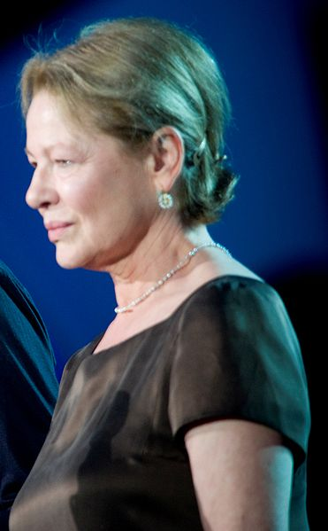 Dianne Wiest at the National Memorial Day Concert. | Source: Wikimedia Commons