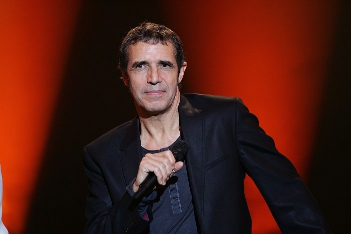 Le chanteur Julien Clerc | Photo : Getty Images