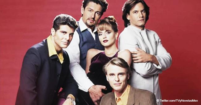 La usurpadora: Así luce el elenco de la telenovela 21 años después