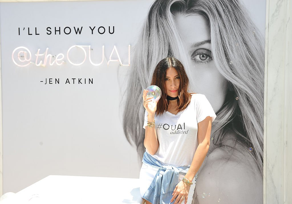 Jen Atkin attends OUAI And Jen Atkin Personal Appearance Event At Sephora, June 2016   Source: Getty Images
