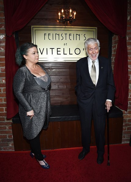 Dick Van Dyke and his wife Arlene Silver at Vitello's on June 13, 2019 in Studio City, California | Photo: Getty Images
