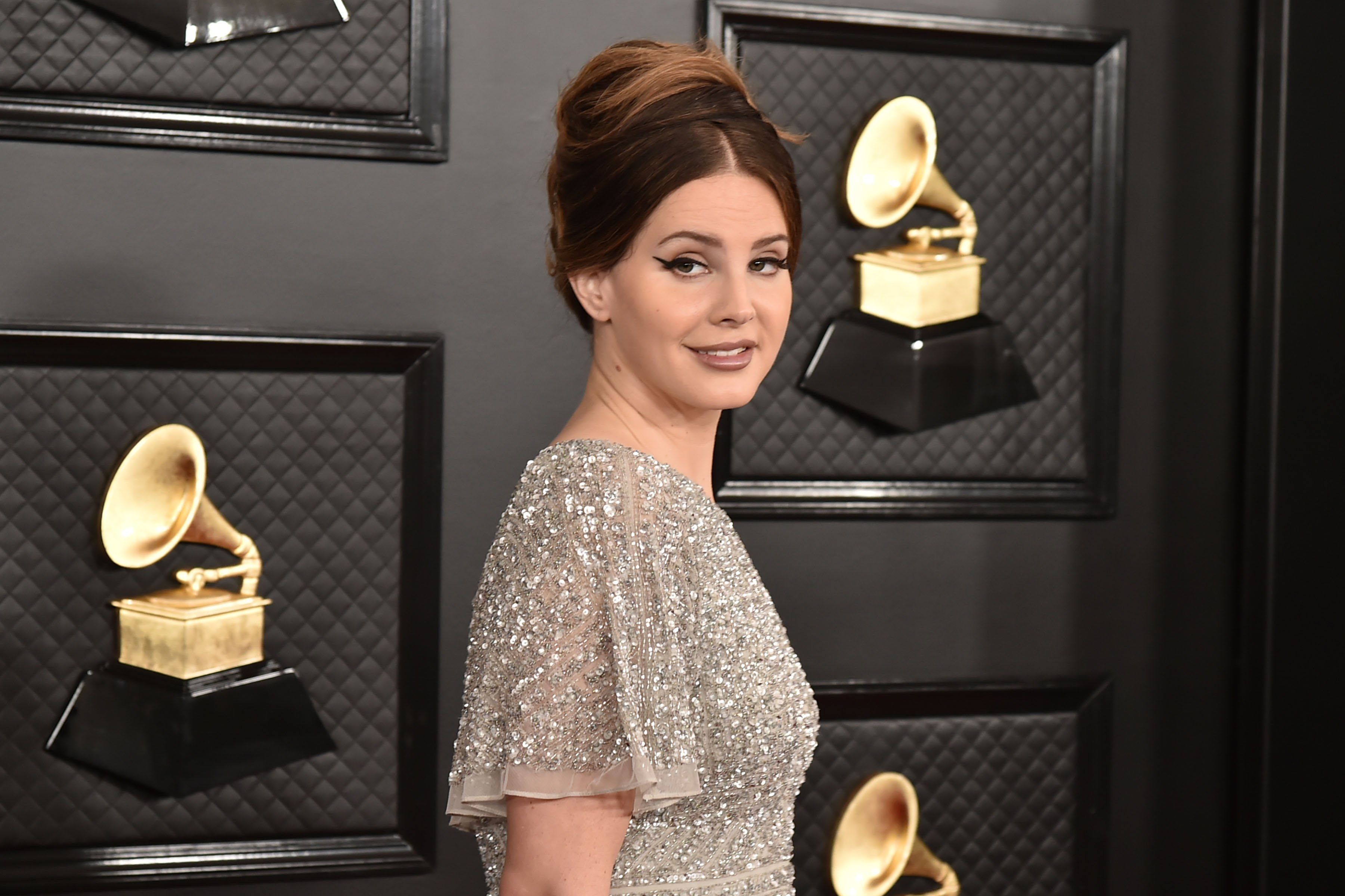 Lana Del Rey at the 62nd Annual Grammy Awards on January 26, 2020 in Los Angeles, California. | Photo: Getty Images