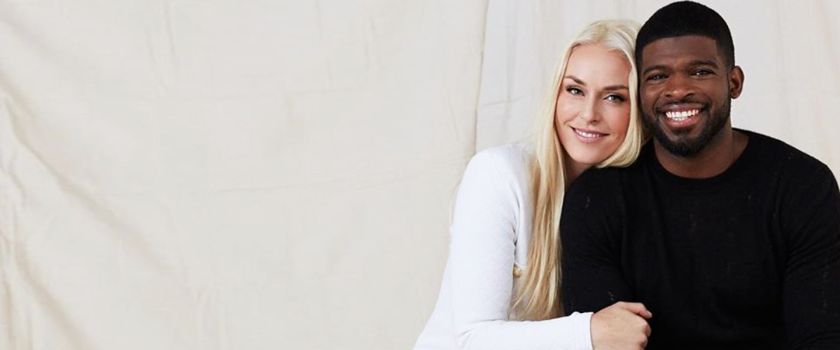 Olympic Skier Lindsey Vonn Engaged to Hockey Player P.K. Subban