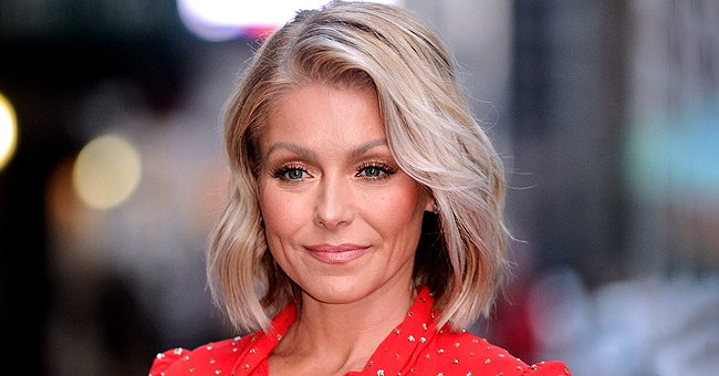 Kelly Ripa Cut Her Own Hair with Kitchen Scissors during Quarantine
