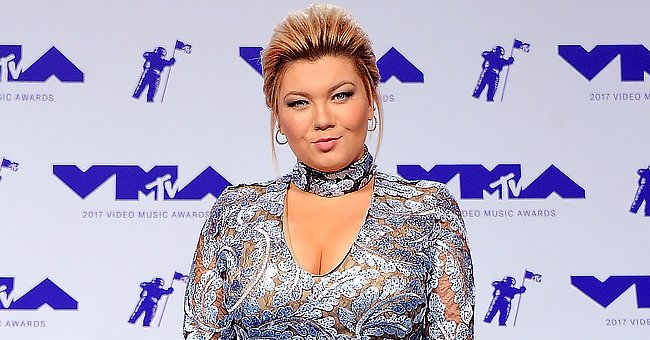 Amber Portwood arrives at the 2017 MTV Video Music Awards at The Forum on August 27, 2017 in Inglewood, California | Photo: Getty Images