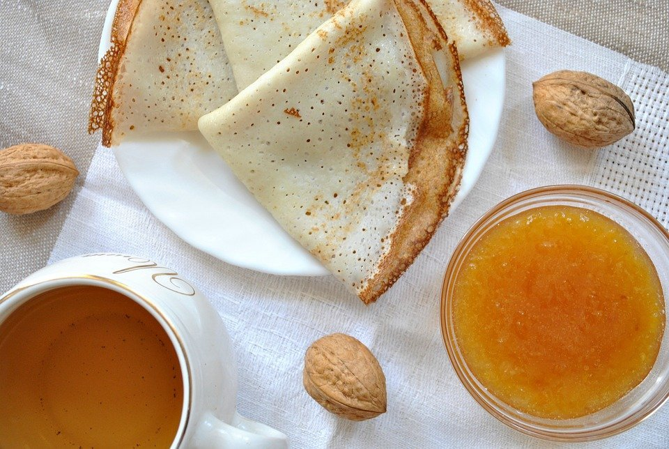 Honig und Marmelade | Quelle: Pixabay