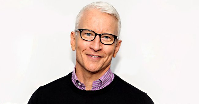 Anderson Cooper visits the SiriusXM Studios, September 2021   Source: Getty Images