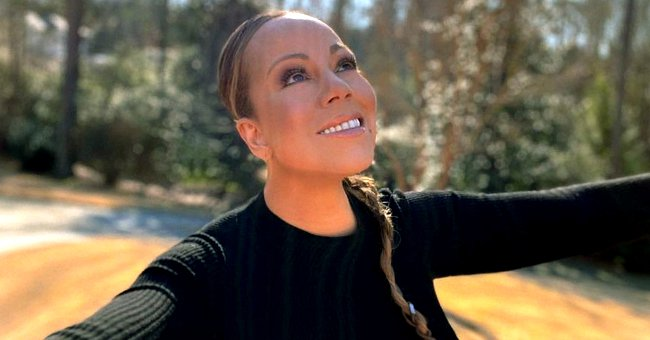 Mariah Carey Is All Smiles as She Poses In Rare Snap With Her Younger Boyfriend Bryan Tanaka