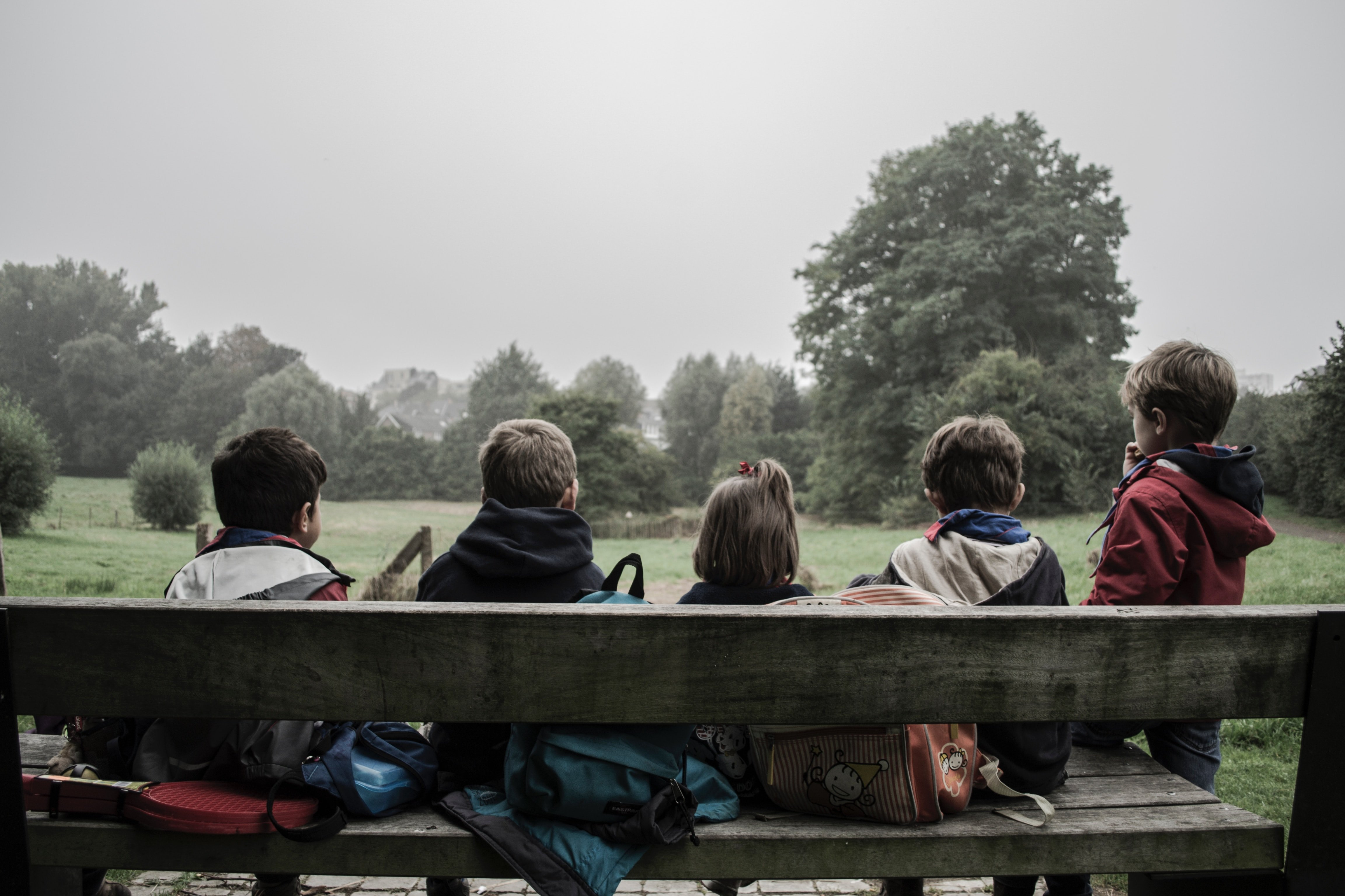A group of children  | Source: Unsplash.com
