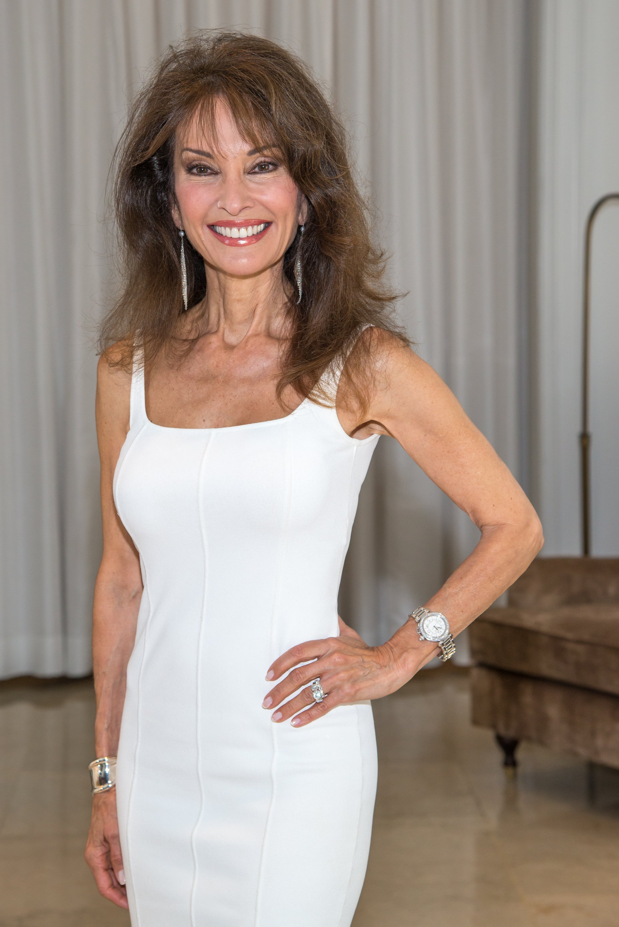 Susan Lucci attends The Garden City Hotel 140th Anniversary Celebration at Garden City Hotel on July 30, 2014 in Garden City, New York | Photo: Getty Images