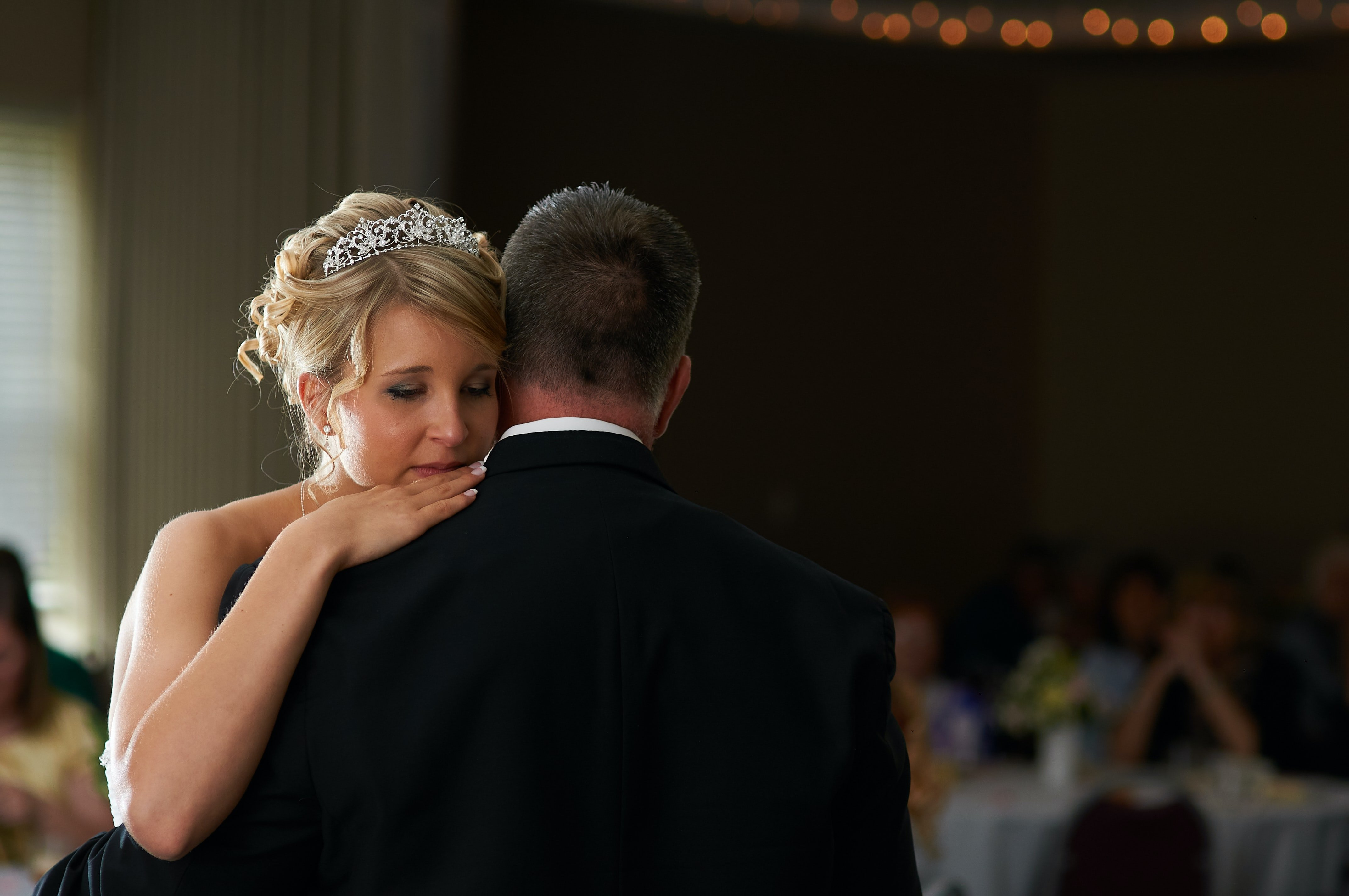 Brittany couldn't hold back her tears as she spoke about Aiden | Photo: Unsplash