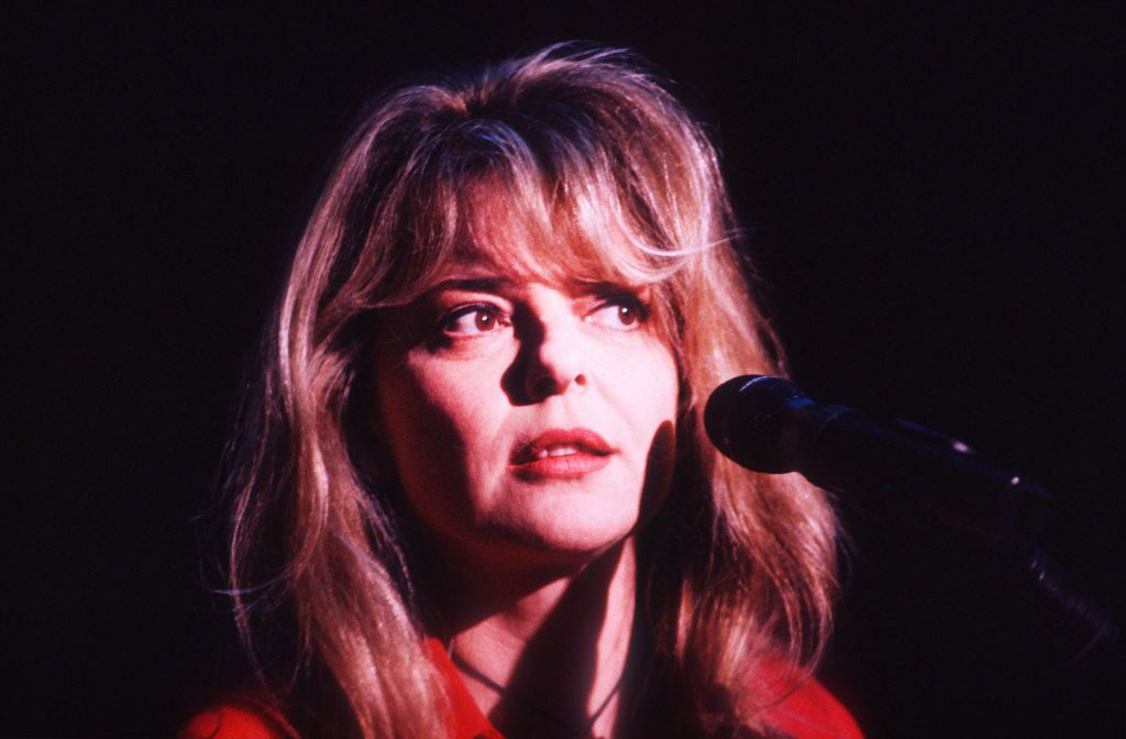 La chanteuse France Gall. l Source : Getty Images